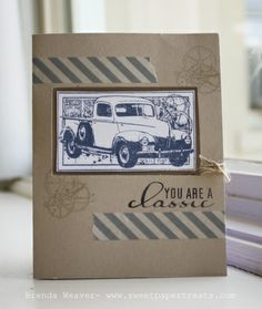 Timeless Classic Stamp Set - Sweet 'n Sassy Stamps