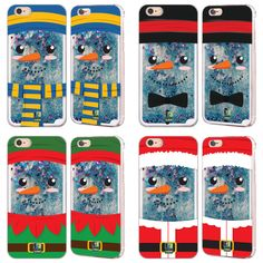 Head Case Designs Snowman Sky Blue Glitter Case for Apple iPhone Samsung Phones | eBay