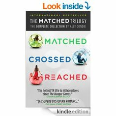Amazon.com: The Matched Trilogy: The Complete Collection by Ally Condie eBook: Ally Condie: Kindle Store