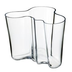 Iittala Aalto Vase Clear, Large -- Read more reviews of the product by visiting the link on the image. (This is an affiliate link and I receive a commission for the sales)