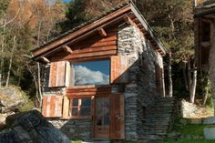 Check out this awesome listing on Airbnb: Chalet KRENE - Armonia - Chalets for Rent in Chiavenna