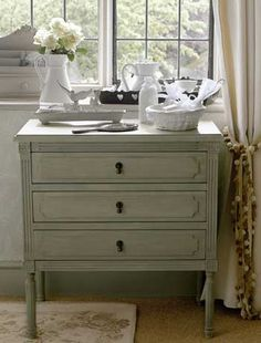 Cottage Blue Designs: Painted Furniture