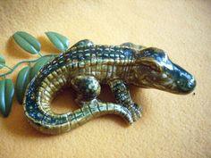 Крокодил керамическая (755)