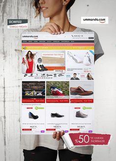 Herkes #ayakkabı ve #çantalarda ummanda.com'un avantajlarını doyasıya yaşarken sen nerdesin?  #Avantajlar #Ücretsizkargo #İndirim #iade ve #değişim #garantisi hepsi ummanda.com'da...