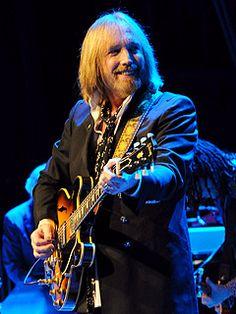 Tom Petty - now
