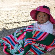 This precious girl and her mother are part of our Child Survival Program at their church in #Bolivia, where more than 30 other moms and their babies receive support, resources and lessons in child care.  This cutie will grow knowing the Gospel and becoming equipped to be future a leader of her church, community and country!