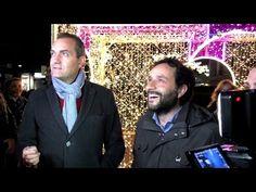 Napoli, luminarie di Natale: colori e suggestioni in tutta la città
