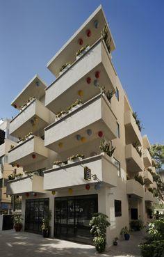 דיזנגוף שלא הכרתם: מלון הבוטיק החדש והשובב שמסעיר את תל אביב | בניין ודיור