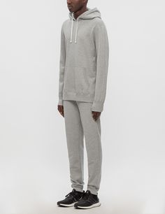 2e6d91b31c1 Shop Reigning Champ Mid Weight Terry Pullover Hoodie for Men at HBX Now.  Free Shipping