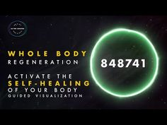 Whole body regeneration Sound Healing, Self Healing, Healing Codes, Chakra Affirmations, Life Code, Health Symbol, Switch Words, Reiki Symbols, Spiritual Power