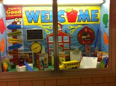 Welcome back to school showcase