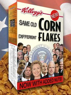 Corn Flake is not only for young but also elder