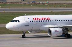 Iberia la más puntual del mundo