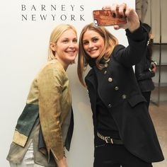 Olivia Palermo at the TROA denim event benefiting Healthy Child Healthy World at Barneys New York hosted by Kelly Rutherford Estilo Olivia Palermo, Olivia Palermo Lookbook, Olivia Palermo Style, Preppy College Style, Kelly Rutherford, Barneys New York, Gossip Girl, Fashion Pictures, Fashion 2017