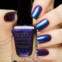 Fun Lacquer Eternal Love Nail Polish (Love 2015 Collection) | Live Love Polish