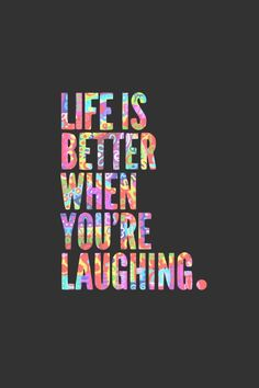 Laugh More | Covetboard Quotes PHD- who else?!!!