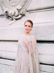 Romantic Haute Couture Wedding Inspiration in Paris - Style Me Pretty