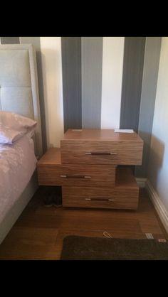 Zigzag drawers
