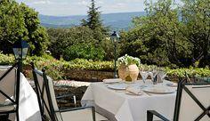 Hotel les bories restaurant gastronomique * Gordes