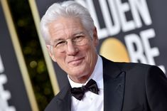 Richard Gere attends the Annual Golden Globe Awards at The Beverly Hilton Hotel on January 2019 in Beverly Hills, California. Get premium, high resolution news photos at Getty Images Richard Gere, The Beverly, Beverly Hills, Brigitte Nielsen, Gentleman, Colin Firth, Golden Globe Award, Actors, January 6
