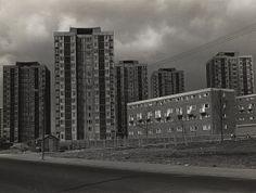 014516:Multi-storey flats Cruddas Park Elswick Signey J. 1965