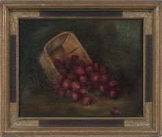 Still Life with Strawberries (9/6/2014 - Cleveland Inaugural Auction: Live Salesroom Auction)