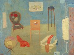 Studio Interior, 1960's by William Gillies (Scottish 1898–1973)