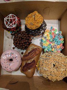 [I ate] Voodoo Donuts