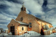 San Ysidro Church, Jemez, New Mexico.