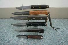 Medium fixed blades