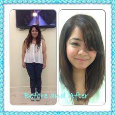 Ronjoy Bonifacio's makeover in Y12 salons