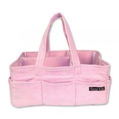 Trend Lab Storage Caddy - Pink | ABabySurprise.com