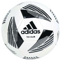 Adidas Tiro Club Soccer Football Ball White/Black FS0367 Size 4, 5 | eBay