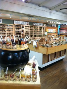 Kitchen Kettle Lancaster PA  Love Kitchen Kettle, so many different things to taste and try!