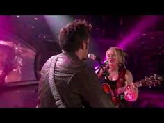 Lee Dewyze and Crystal Bowersox Falling Slowly A True Favorite