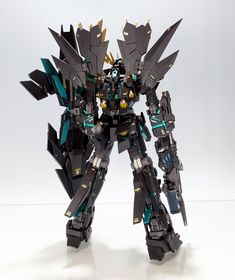 MG バンシィ・ノルン 覚醒仕様 Mobile Suit, Gundam, Fighter Jets, Design, Highlight