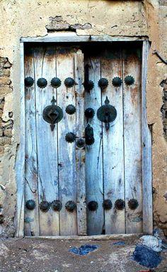 Ajin Dojin, Iran ..rh Old doors :-)