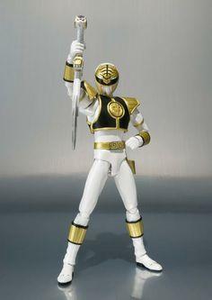 White Ranger (Tiger Ranger) - Power Rangers SH Figuarts