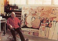 Philip Guston - Woodstock, NY