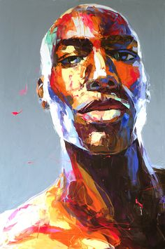 Yet another Francoise Nielly. I can't get enough of her work!