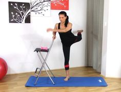 FREE Ballet Barre Total Body Workout - Long Lever Upper and Lower BARLAT...