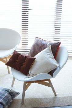 Sunbrella is a leader in performance fabric for indoor & outdoor upholstery, awnings, shade, marine applications, and more. Outdoor Spaces, Indoor Outdoor, Outdoor Living, Seamless Transition, Cushions, Pillows, Wood Texture, Accent Chairs, Upholstery