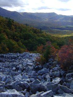 WV mountains