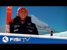 A Giant Slalom lesson with Federica Brignone   FISI Official - YouTube