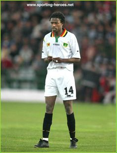 George Mbwando - Zimbabwe - African Cup of Nations 2004