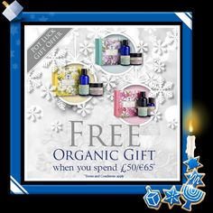 Special offer for those special gifts! Buy Neal's Yard Remedies organic Skin&Body gifts!  www.facebook.com/ruthnesbitt51
