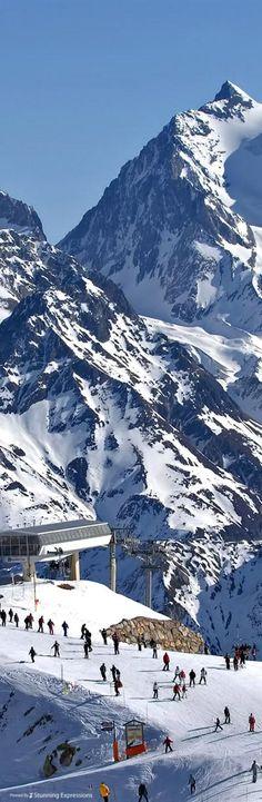 Meribel - Rhone Alps   France