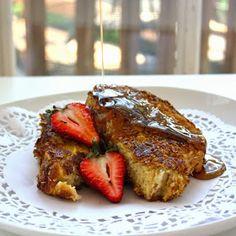 Cannella Vita: crispy cinnamon toast crunch french toast {sunday brunch}