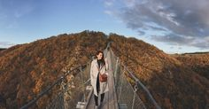 check out the new #travel post from gorgeous bridge #geierley #wanderlust #travelmore #germany https://fashionablestreets.blogspot.de/2017/11/travelwithme-to-geierley.html