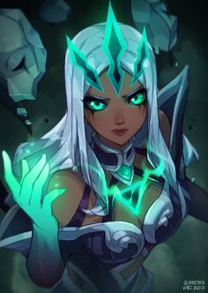 Champions League Of Legends, Lol League Of Legends, Lol Champions, League Of Legends Characters, Fantasy Witch, Anime Fantasy, Dark Fantasy Art, Fantasy Character Design, Character Concept